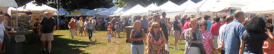 Niantic Lions Art & Craft Show